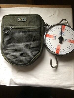 Rueben Heaton England Scales Plus Solar Tackle Protective Scales Pouch