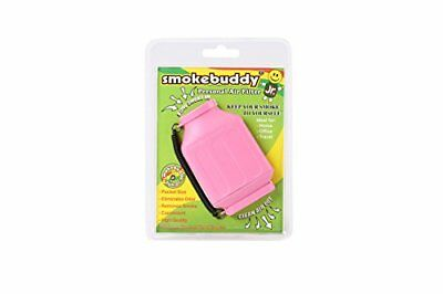 Pink Personal Air Filter Smoke Buddy Air Purifier Cleaner Filter Removes Odor...