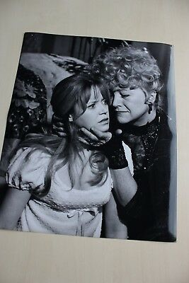 HAMMER HORROR - HANDS OF THE RIPPER - Angharad Rees - VINTAGE PHOTO #2