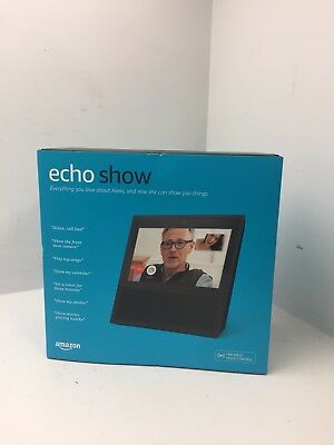 Amazon Echo Show Brand New (65) (J3)