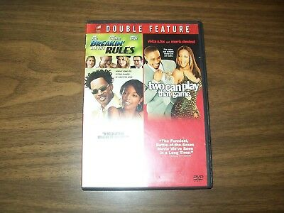 Breakin All The Rules & Two Can Play That Game Dvd Jamie Fox