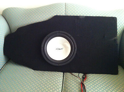 CAR SOUND SYSTEM. Alpine / Mutent. Was supplied & fitted to Mazda MX5