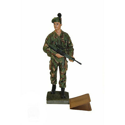 Royal Regiment of Scotland RRS Private - Collectable Army Figure - 17cm Tall