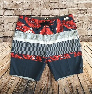 340839a55d $60 RIP CURL Rapture Lay Day Boardshort in Blue Men's Size 36 ...