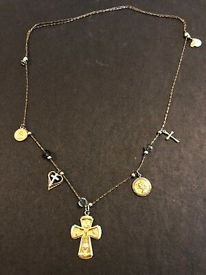 ALEX AND ANI extremely rare one of a kind vintage expandable necklace