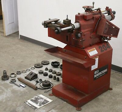 RELS / Winona Van Norman 204 Disc and Drum Brake Lathe Loaded w/ Tooling