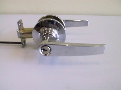 Entrance   Door  Lock & Lever Handles chrome finish ( 50W )