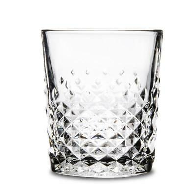 Libbey Carats Double Old Fashioned Glass 355Ml Whisky Carton Of 12