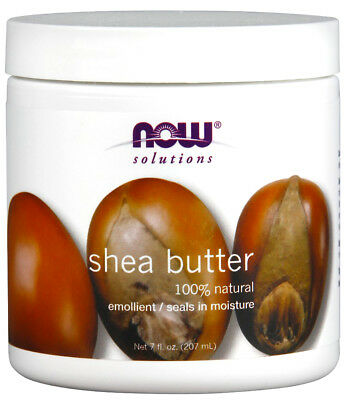 Now Foods Solutions Shea Butter 7 oz
