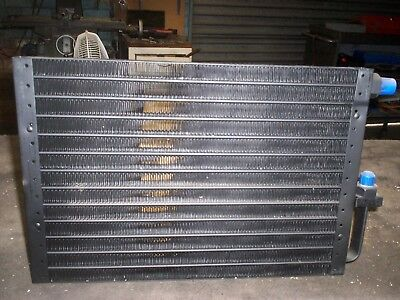 automotive air cond. condenser universal 18 x 10 x 7/8 o/ring