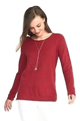 Hot Sale Old Navy Classic Crew-Neck Sweater Large Size for Women