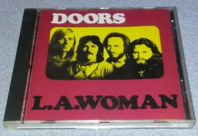 L.A. Woman by The Doors CD,