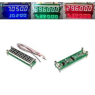 1~1000 MHz Digital Frequency Counter Meter Tester Cymometer LED Display blue