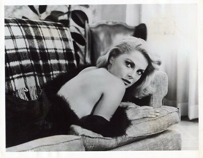 Four Kinds Of Love - Virna Lisi - Vintage Photo With Snype #2
