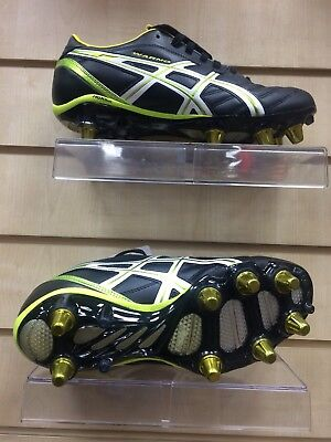Men's Asics Lethal Warno ST2 Rugby Boot Brand New Uk 8