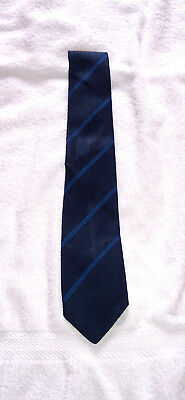 Tie - Colonial Mutual - 1990's - Polyester - unused - excellent - notes/pics