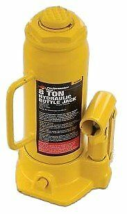 Performance Tool W1628 8 Ton Hydraulic Bottle Jack