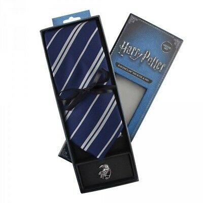 Harry Potter coffret cravate et badge Ravenclaw necktie pin Deluxe Set 600645