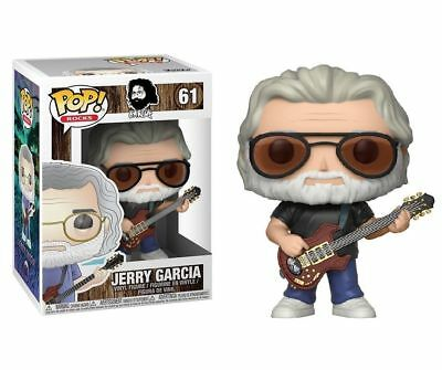 FunKo Jerry Garcia POP! Grateful Dead Collectible Vinyl Figure LTD ED In Stock