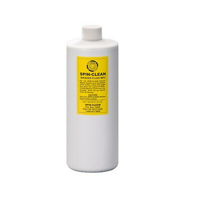 Spin Clean Vinyl Cleaner Cleaning Fluid 32oz/945ml Bottle New