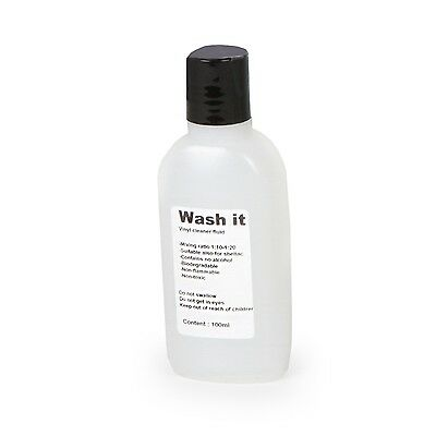 Pro-Ject Wash It Cleaning Fluid for Record Cleaning Machine VC-S 100ml