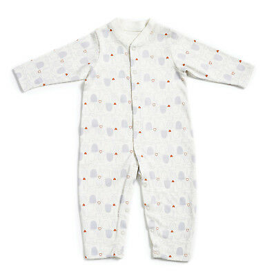 Natures Purest Organic Cotton My First Friends Footless Sleepsuit 6-9mts (0196C)