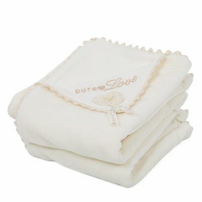 Natures Purest Pure Love Velour Blanket  (9156)