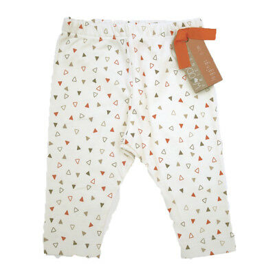 Natures Purest 100% Organic Cotton Woodland Friends Leggings 3-6 Months (0283B)