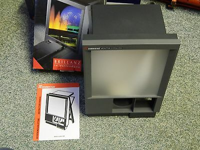 Excellent - Reflecta Monitor System 1500 - Superb Condition not used