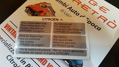 CITROEN 2CV DYANE MEHARI CONNETTORI CONNECTEURS INSULATION PLUGS WIRING LOOM