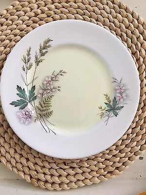 "QUEEN ANNE - ""LOUISE "" - Vintage BONE CHINA SIDE PLATE - England"