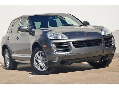 2008 Porsche Cayenne S 2008 PORSCHE CAYENNE S 51K LOW MILES LOADED LTHR ROOF FRESH TRADE CLEAN
