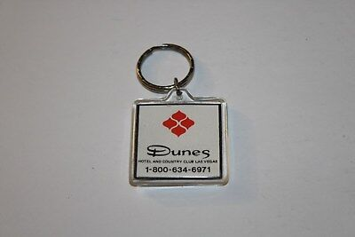 Dunes Hotel And Country Club Las Vegas Keychain