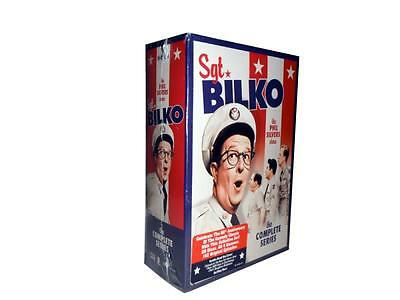 Sgt. Bilko/The Phil Silvers Show - The Complete Series Seasons 1-4 (DVD) 1 2 3 4