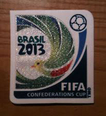 Patch FIFA Confederations cup 2013 BRAZIL TOPPA CALCIO BADGE
