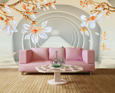 Orient New Pavilion 3D Full Wall Mural Photo Wallpaper Printing Home Kids Decor