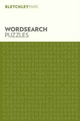 Bletchley Park Puzzles Wordsearch  BOOK NUOVO