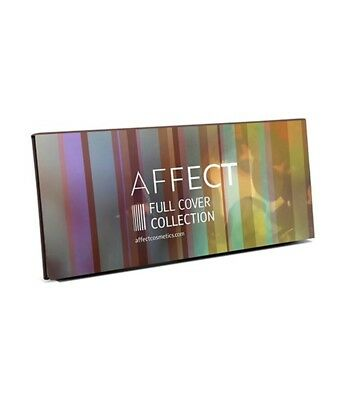 AFFECT Full Cover collection Palette Camouflage 8pezzi