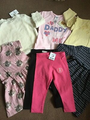 Next,Baby, Girls Clothes Bundle  Brand New With Tags 12-18 Months