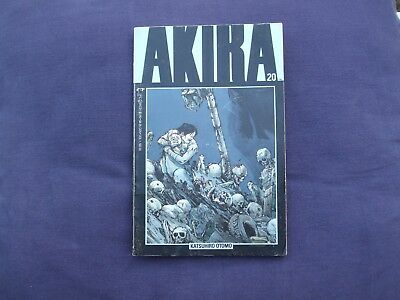 Akira  Volume 1 number 20 graphic novel