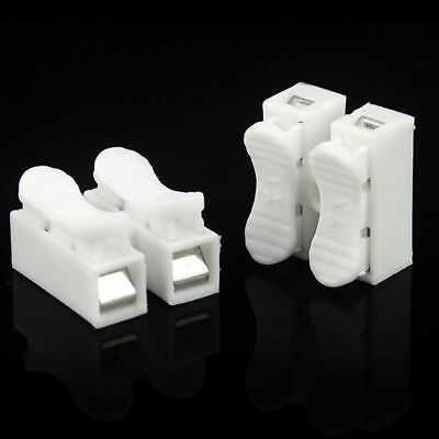 No Welding Press Type Sample CH-2 Cable Clamp Terminal Block Connector