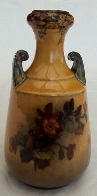 "GEORGE JONES POTTERY ""Madras""  Vase"