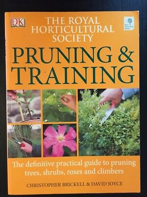Pruning & Training By Royal Horticultural Society