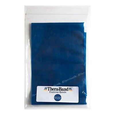 Theraband - Blue - Extra Heavy Resistance. Free Shipping