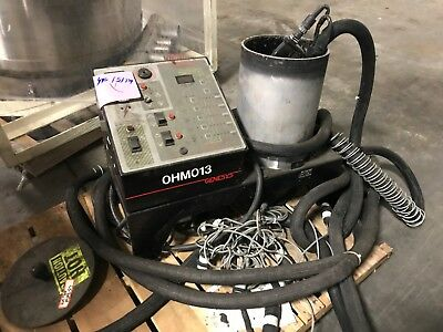 Hot Melt Technologies Genesys Ohm013  Hot Melt Glue Machine W/ Applicator