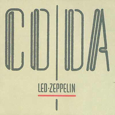 Led Zeppelin - Coda (Deluxe Edition, 180 Gr 3LP Vinyl) Swan Song, NEW + OVP