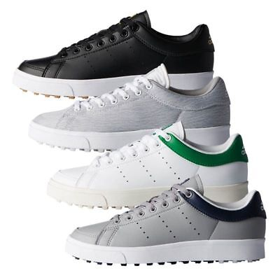buy online fe978 a702e JUNIOR Adidas Adicross Classic Spikeless Golf Shoes - New VARIOUS COLOURS