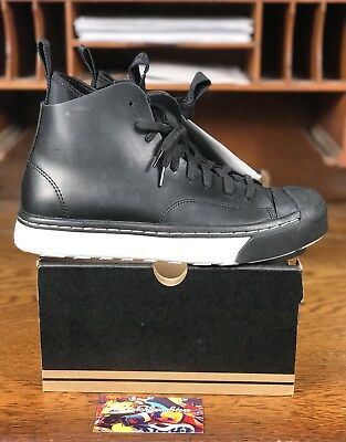 46ccc101648af2 NEW  140 Converse Jack Purcell S Series Sneaker Boot Hi Black 153937C Mens  Sizes