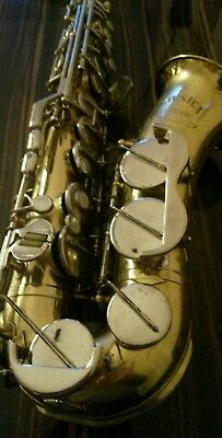 Altsaxophon Steyr Musica Made by AMATI