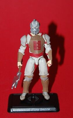 G.I Joe -Tommy Storm Shadow (2009 Comic Pack) Ninja